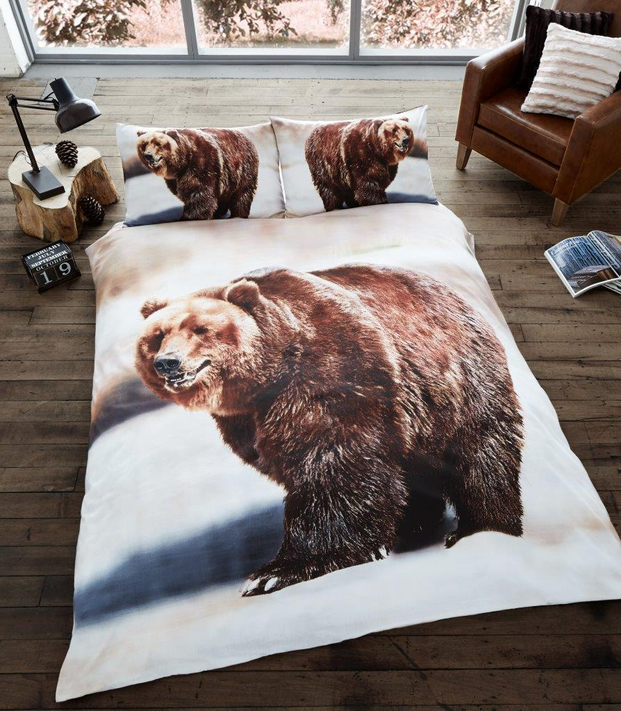 3d Faux Fur Throw Animal Blankets Printed Mink Sofa Bed