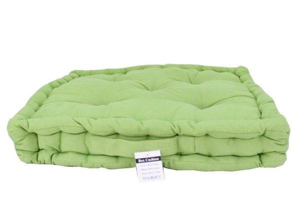 Soft Seat Booster Cushion Pads Chair Garden Armchair 45Cm x 45Cm +10 Cm Thick