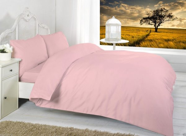 Egyptian Parcel Hotel Quality 200 Thread Count Fitted Bed Sheet