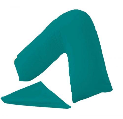 V Shaped Pillowcase Pregnancy Nursing Maternity Orthopedic Back Support Cover