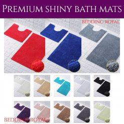 Shiny Bath Mat