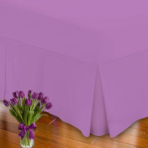 """Percale T180 Extra Deep 26"""" Fitted Valance Sheet In Several Sizes & Color, Pillow Cases Sold Separately"""