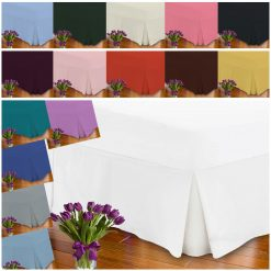 extra deep fitted valance sheet