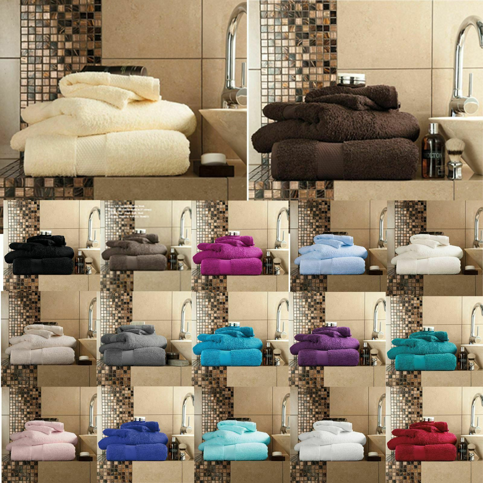 Luxury Miami Hand Bath Sheet Towel