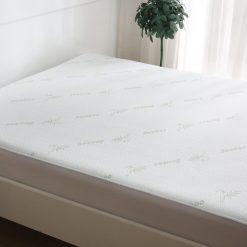 bamboo waterproof mattress protector
