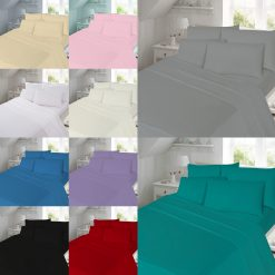 Flannelette Fitted Sheet Cotton Thermal
